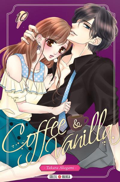 Couverture Coffee & vanilla tome 10