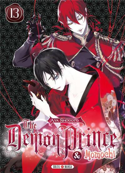 Couverture The demon prince & momochi tome 13