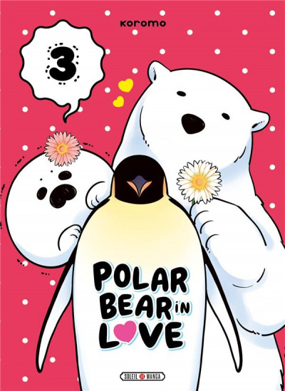Couverture A polar bear in love tome 3
