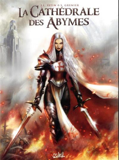 Couverture La cathédrale des abymes - pack tomes 1 et 2