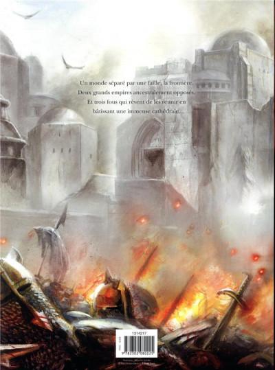 Dos La cathédrale des abymes - pack tomes 1 et 2