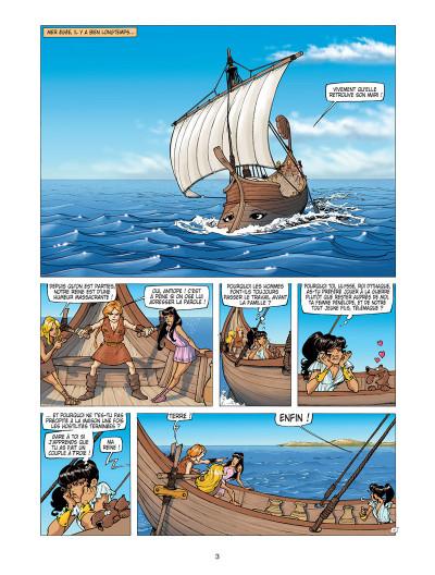 Page 1 L'odyssée de Pénélope tome 1