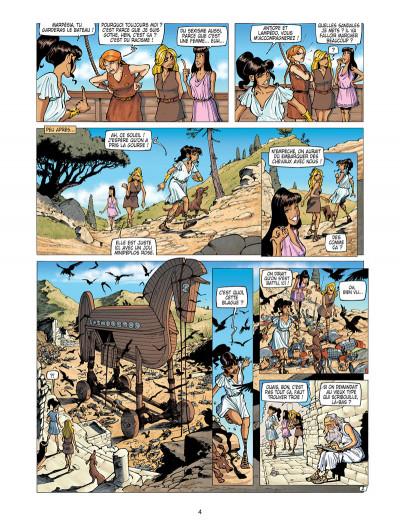 Page 2 L'odyssée de Pénélope tome 1
