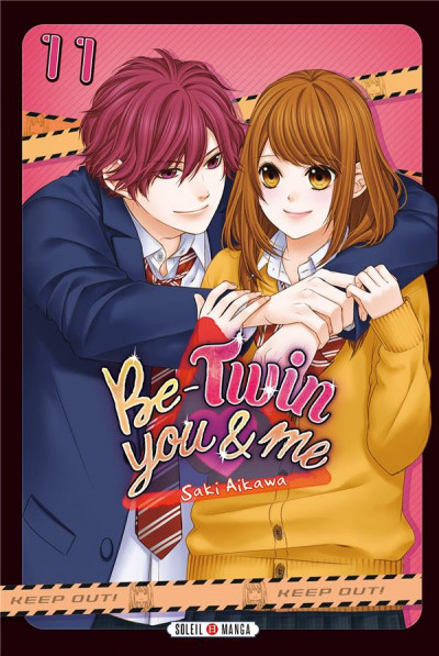 Couverture Be-twin you & me tome 11