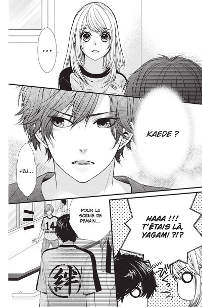 Page 6 Be-twin you & me tome 11
