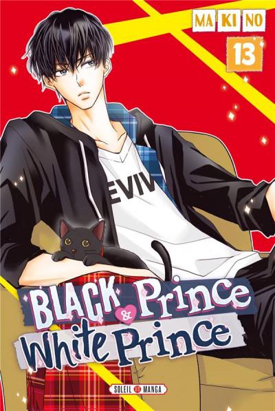 Couverture Black prince & white prince tome 13