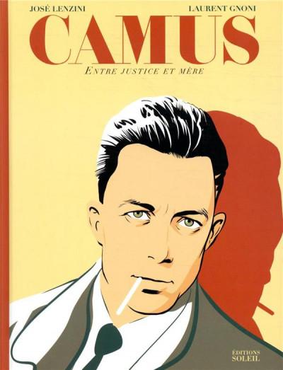 Couverture Camus - Entre justice et mère