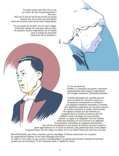 Page 9 Camus - Entre justice et mère