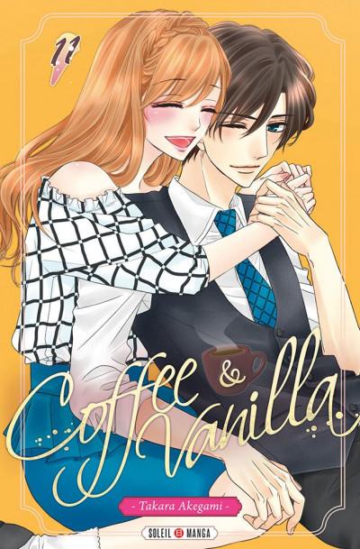 Couverture Coffee & vanilla tome 11