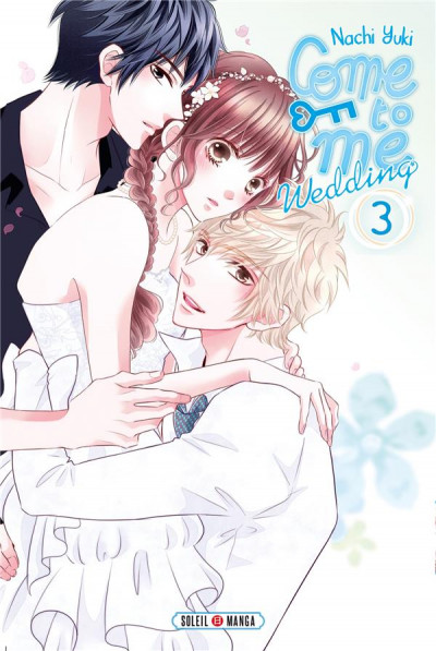 Couverture Come to me wedding tome 3