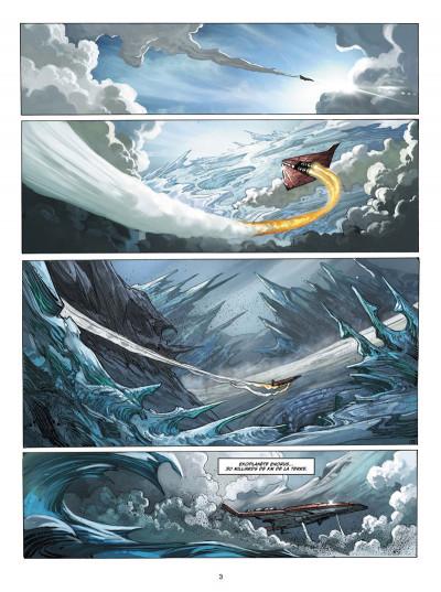 Page 1 Conquêtes tome 5