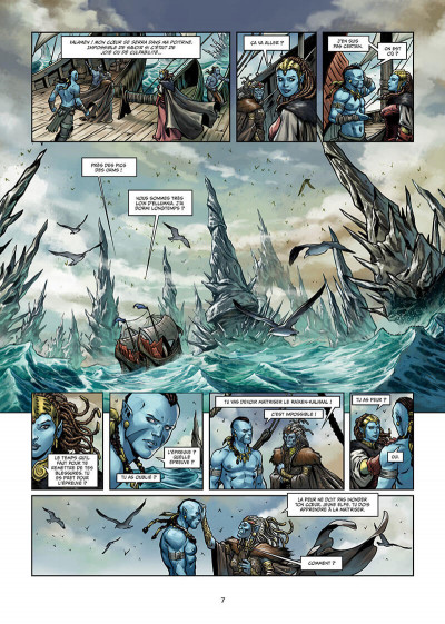 Page 7 Elfes tome 26
