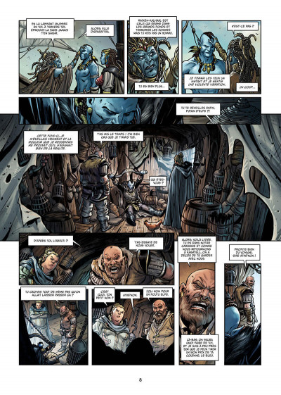 Page 8 Elfes tome 26