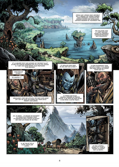 Page 9 Elfes tome 26