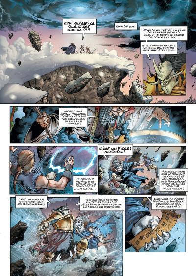 Page 4 Les forêts d'Opale tome 11