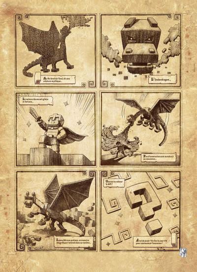 Page 3 Frigiel et Fluffy - La BD dont tu es le héros
