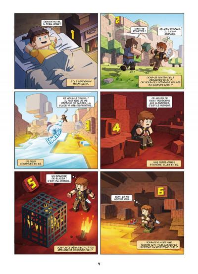 Page 4 Frigiel et Fluffy - La BD dont tu es le héros