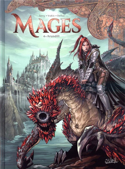 Couverture Mages tome 4
