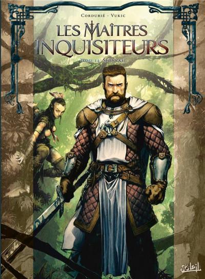 Couverture Les maîtres inquisiteurs tome 14