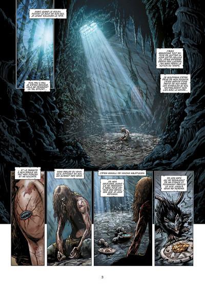 Page 3 Les maîtres inquisiteurs tome 14