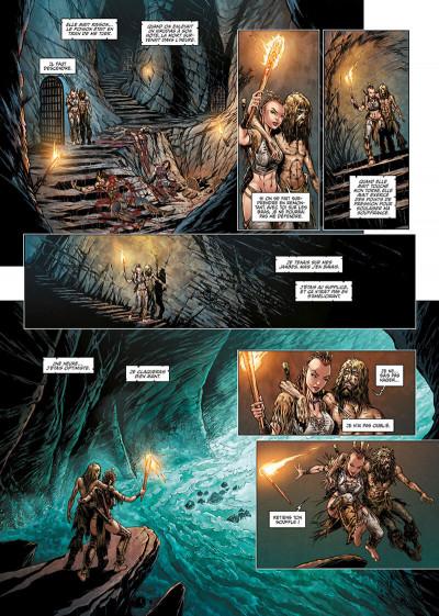 Page 5 Les maîtres inquisiteurs tome 14