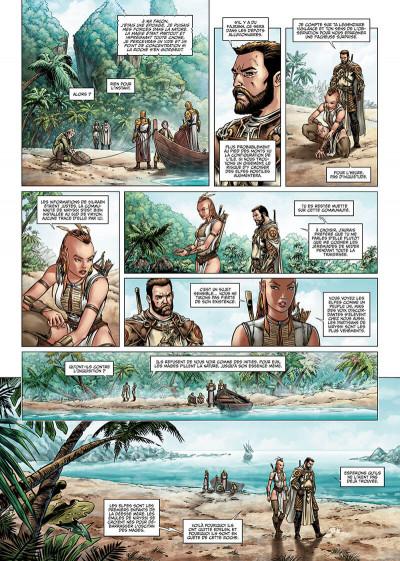 Page 9 Les maîtres inquisiteurs tome 14