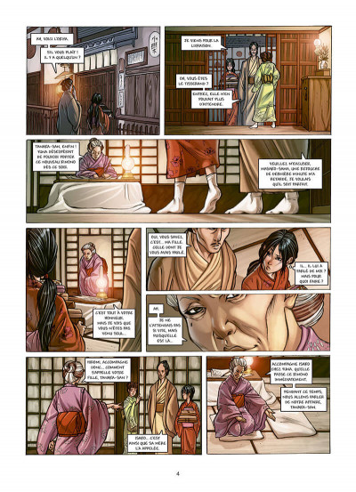 Page 4 Parfum de soie