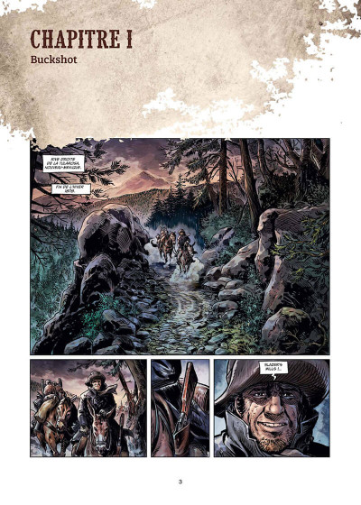 Page 6 West legends tome 2
