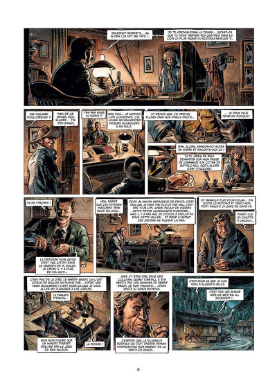 Page 9 West legends tome 2