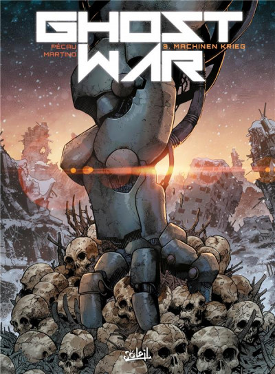 Couverture Ghost war tome 3