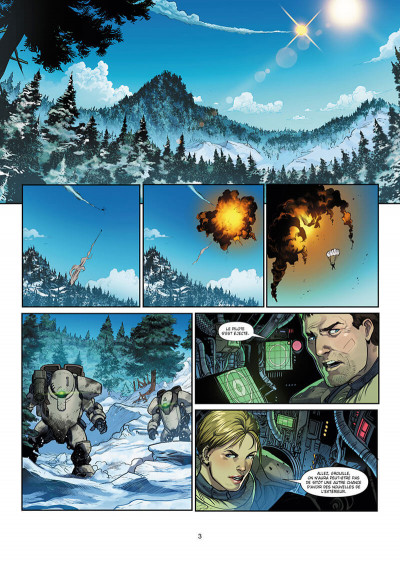 Page 3 Ghost war tome 3
