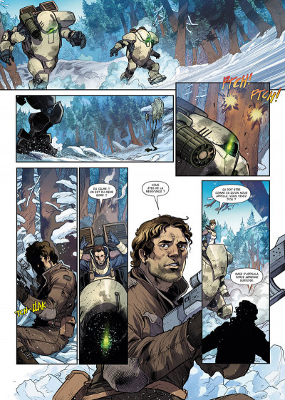 Page 4 Ghost war tome 3