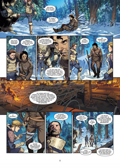 Page 5 Ghost war tome 3