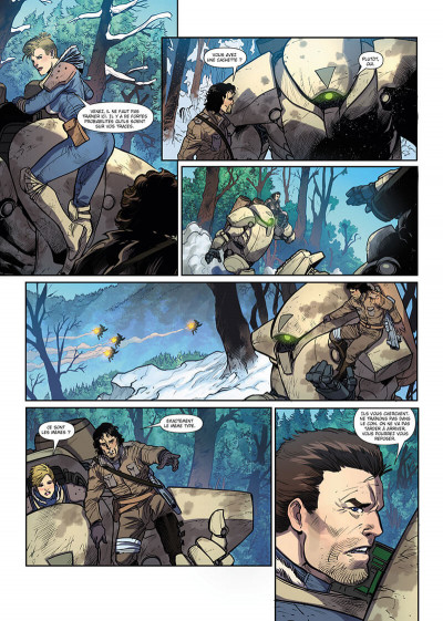 Page 6 Ghost war tome 3