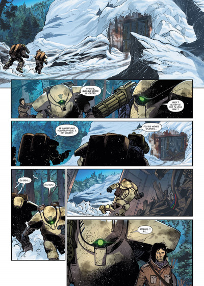 Page 7 Ghost war tome 3