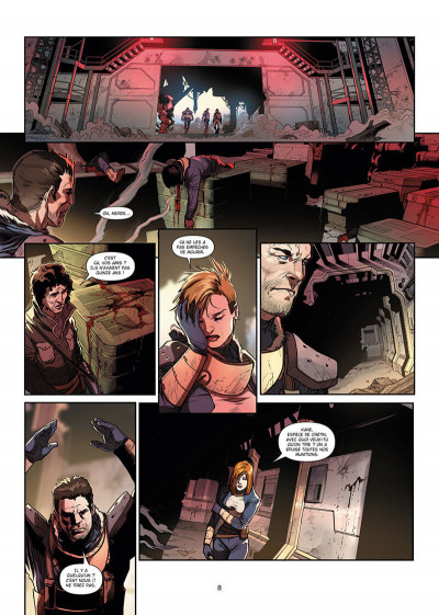 Page 8 Ghost war tome 3
