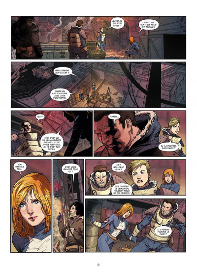 Page 9 Ghost war tome 3