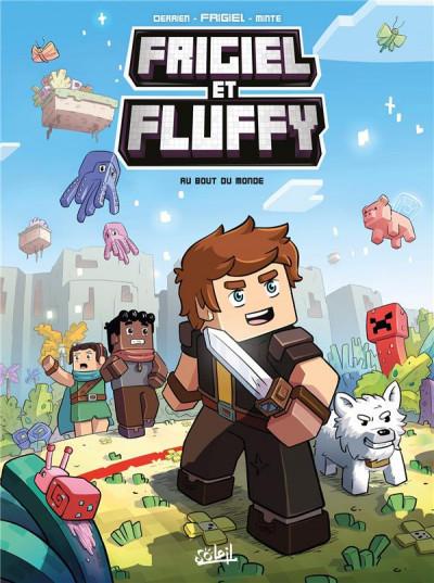 Couverture Frigiel et Fluffy tome 8