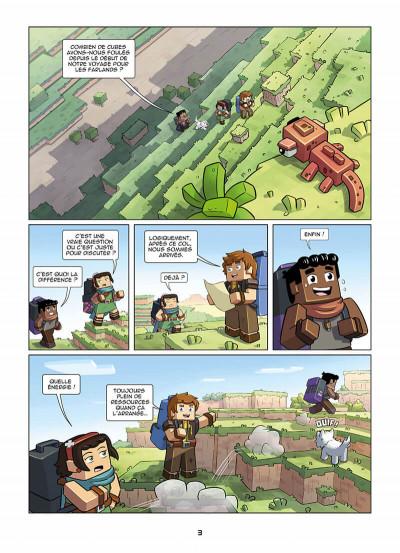 Page 3 Frigiel et Fluffy tome 8