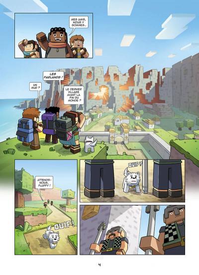 Page 4 Frigiel et Fluffy tome 8
