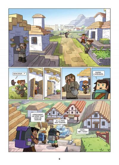 Page 6 Frigiel et Fluffy tome 8