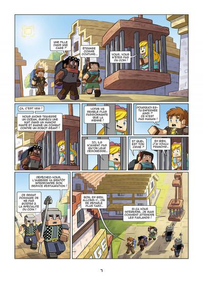 Page 7 Frigiel et Fluffy tome 8