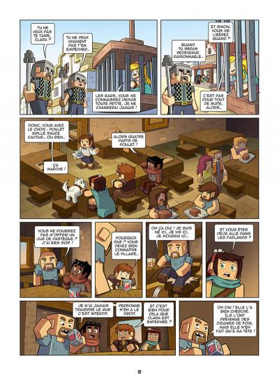 Page 8 Frigiel et Fluffy tome 8