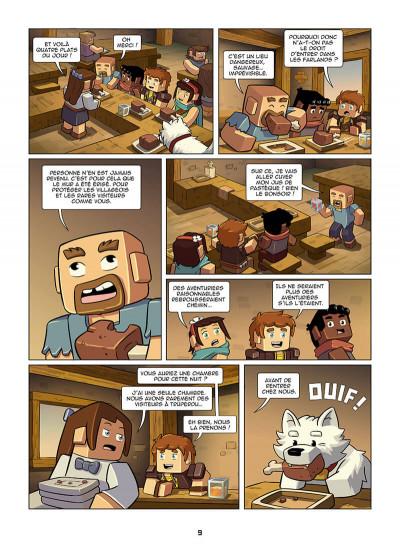 Page 9 Frigiel et Fluffy tome 8