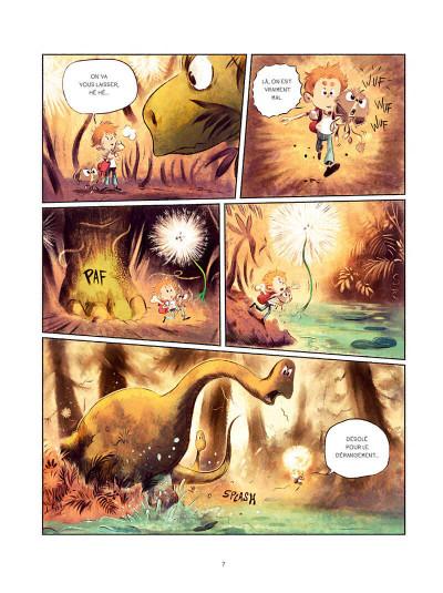 Page 7 Sacha et Tomcrouz tome 3