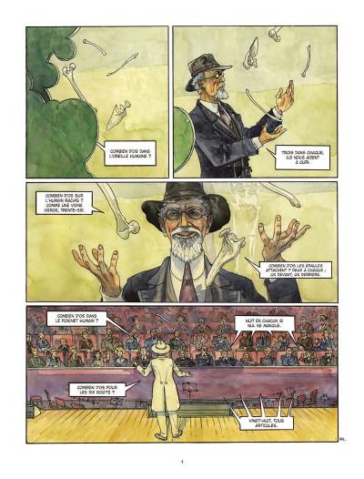 Page 4 Le vieux docteur A. T. Still, pionnier de l'ostéopathie