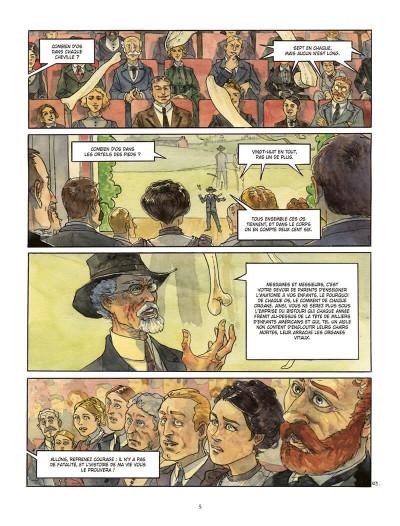 Page 5 Le vieux docteur A. T. Still, pionnier de l'ostéopathie