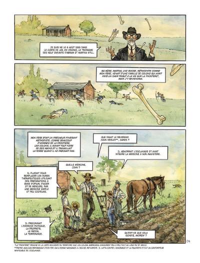 Page 6 Le vieux docteur A. T. Still, pionnier de l'ostéopathie