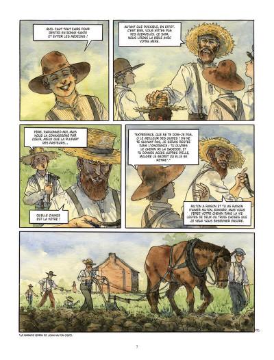 Page 7 Le vieux docteur A. T. Still, pionnier de l'ostéopathie