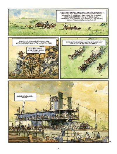 Page 8 Le vieux docteur A. T. Still, pionnier de l'ostéopathie